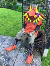 Sakuracon 2015 Skull Kid (Husband)