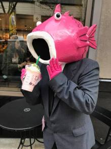 Sakuracon/PAX 2017 Business Fish