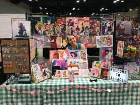 Lilac City Comic Con, Spokane, 6/2018